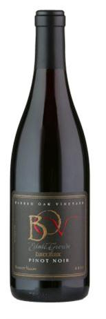 Barbed Oak Vineyard Pinot Noir Zaras Block